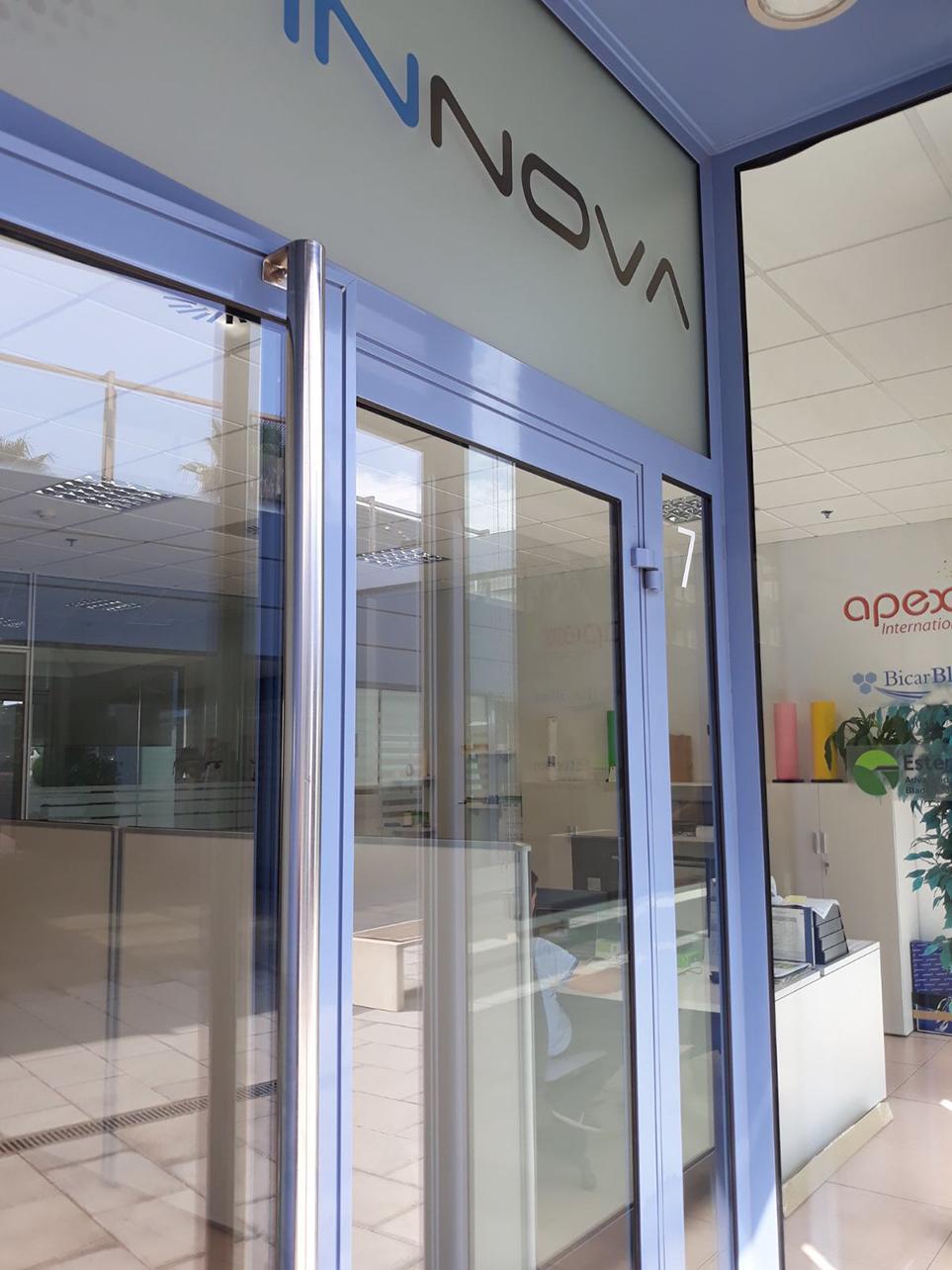 Oficinas de Innova